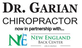 Framingham Chiropractor | Dr R. Garian